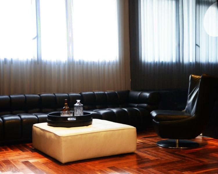 חלל הדירה במגדלי תל אביב